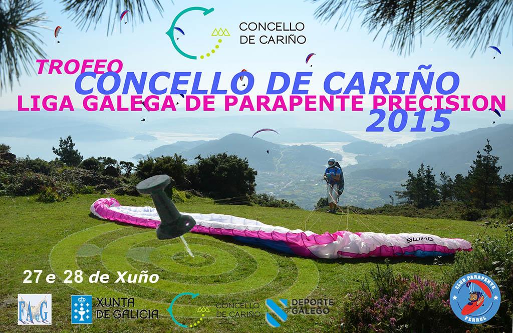 Trofeo Parapente Cariño 2015